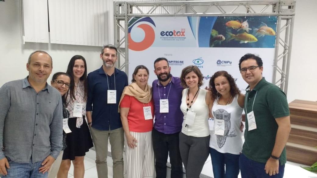 Docente do PPGCS assumirá presidência da Sociedade Brasileira de Ecotoxicologia, a partir de maio de 2019